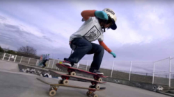 Dieser 12-jährige Skater fährt besser als jeder Pro!